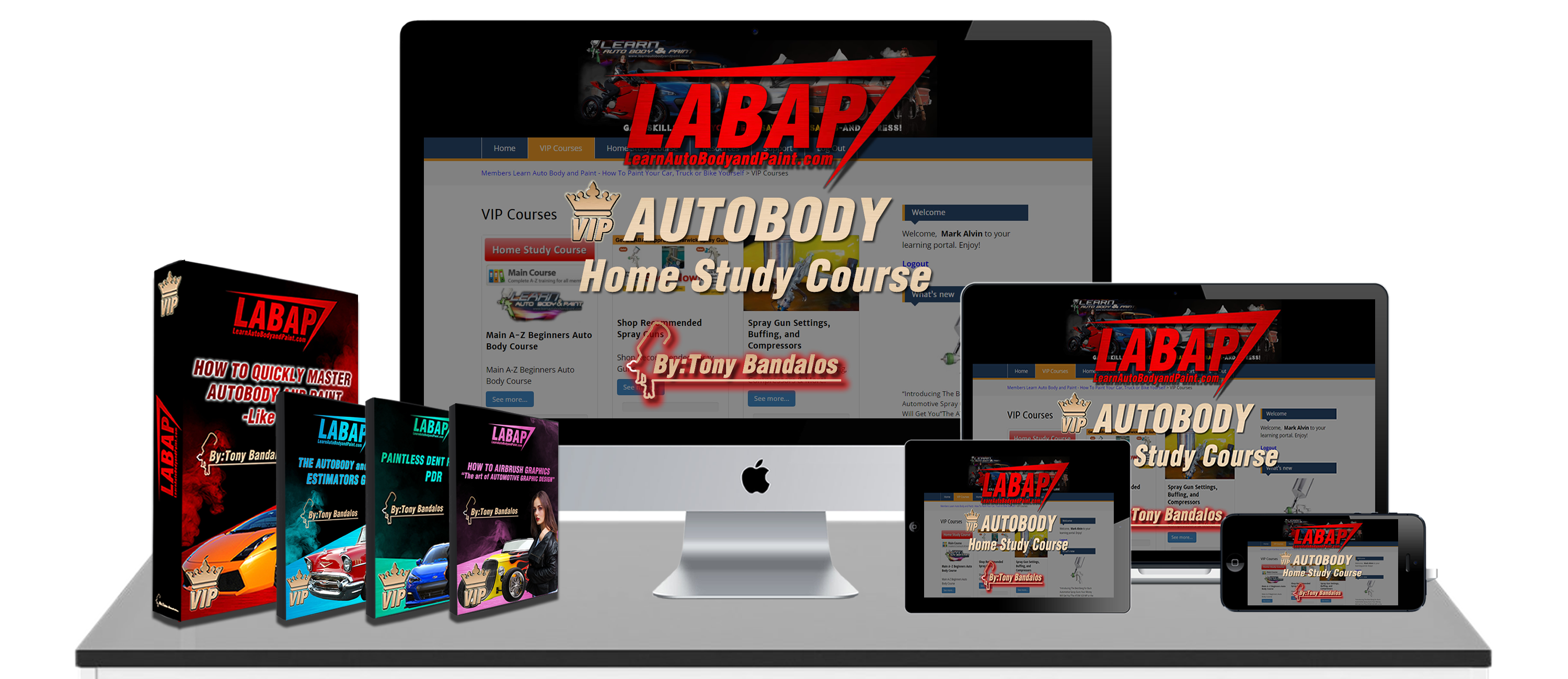 Learn auto body vip mastery program you get over 120 hours of step by step auto body and paint training videos that covers almost every topic you can think of if it doesnt we help you on solutioingenieria Images